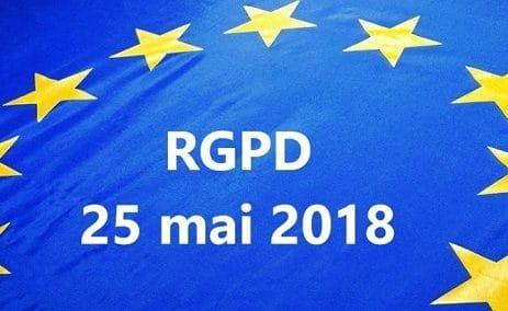 Protection des données personnelles RGPD