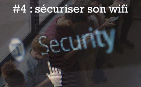 sécuriser son wifi